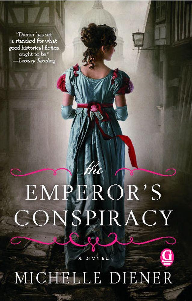 The Emperor's Conspiracy Cover