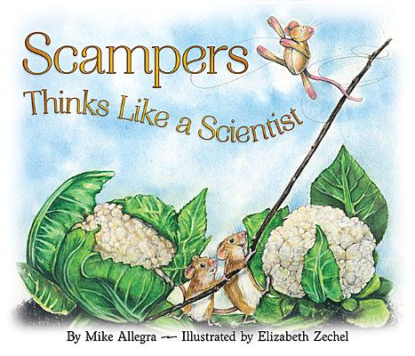 Scampers Thinks Like a Scientist Cover Image
