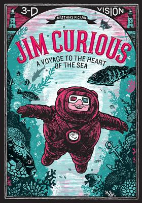 Cover for Jim Curious