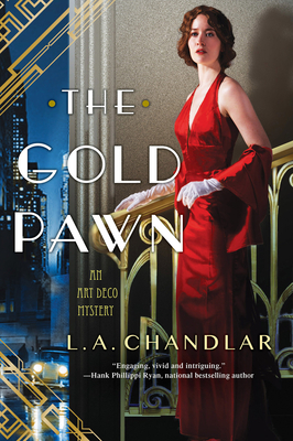 The Gold Pawn (An Art Deco Mystery #2) Cover Image