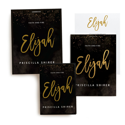 Elijah - Leader Kit: Faith and Fire Cover Image