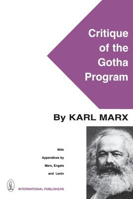 Critique of the Gotha Program Cover Image