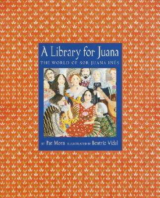 A Library for Juana Cover