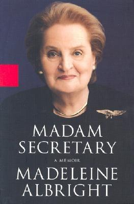 Madam Secretary Cover