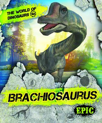 Brachiosaurus Cover Image