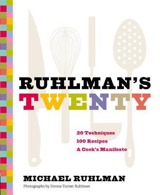 Ruhlman's Twenty Cover