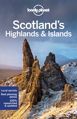 Lonely Planet Scotland's Highlands & Islands 5 (Travel Guide) Cover Image