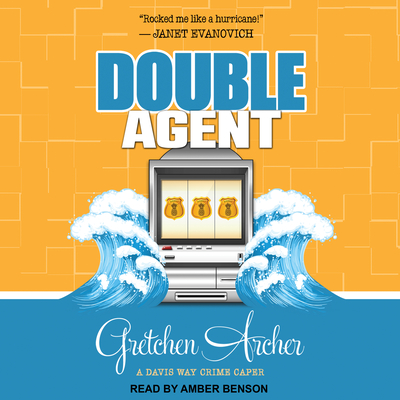 Double Agent (Davis Way Crime Caper #8) Cover Image