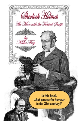 Sherlock Holmes The Man With The Twisted Script Cover Image