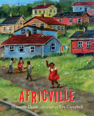 Cover for Africville
