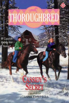 Thoroughbred #32 Cassidy's Secret Cover Image