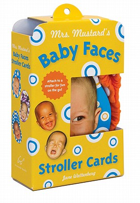 Mrs. Mustard's Baby Faces Stroller Cards Cover Image
