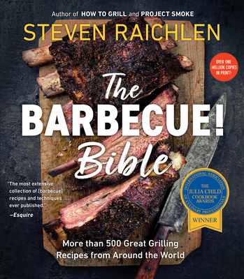 The Barbecue! Bible Cover