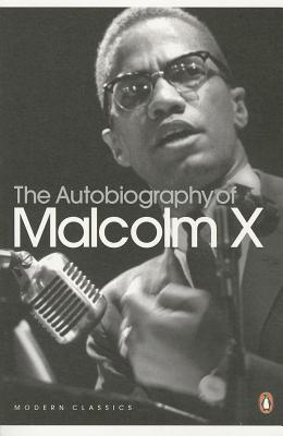 The Autobiography of Malcolm X Cover