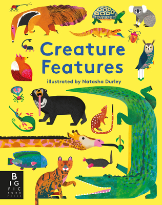 Creature Features Cover Image