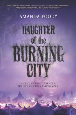 Daughter of the Burning City Cover