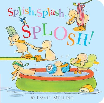 Splish, Splash, Splosh! Cover