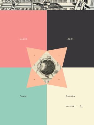 Black Jack, Volume 4 Cover