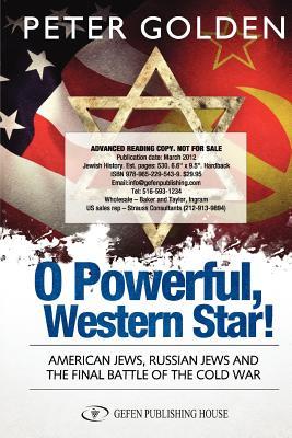 O Powerful Western Star Cover