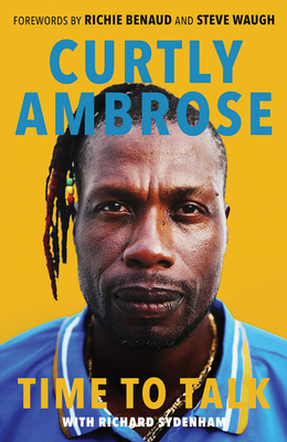 Cover for Sir Curtly Ambrose