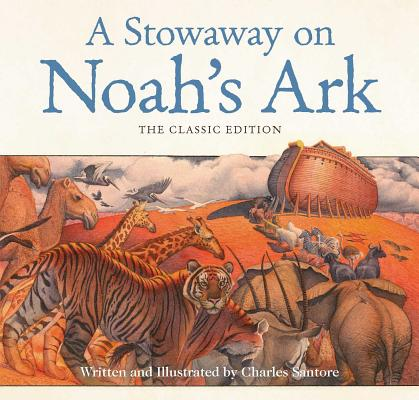 Cover for A Stowaway on Noah's Ark