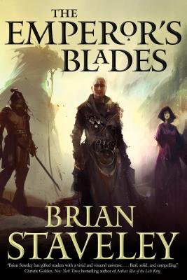 The Emperor's Blades: Chronicle of the Unhewn Throne, Book I Cover Image