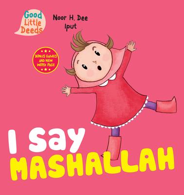 I Say Mashallah Cover Image