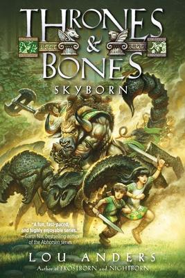 Skyborn (Thrones and Bones #3) Cover Image