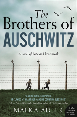 The Brothers of Auschwitz cover