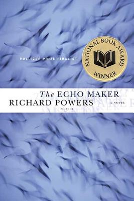 The Echo Maker: A Novel Cover Image