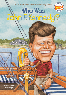 Who Was John F. Kennedy? (Who Was?) Cover Image