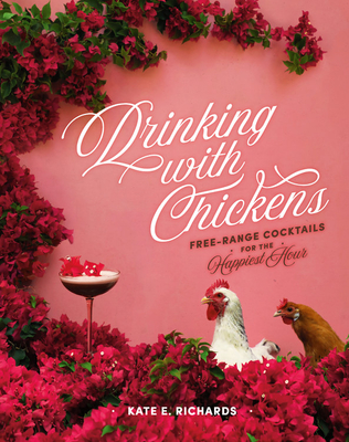 Cover for Drinking with Chickens