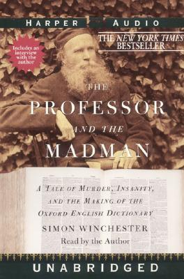 The Professor and the Madman: Unabridged Cover Image