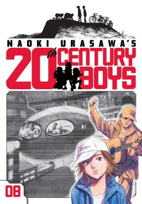 20th Century Boys, Volume 8 Cover