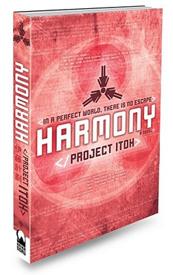Harmony Cover Image