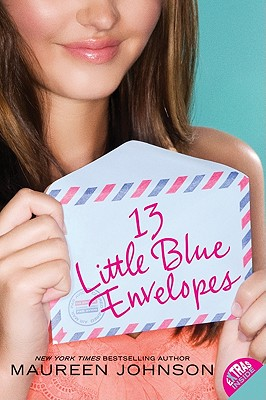 13 Little Blue Envelopes Cover