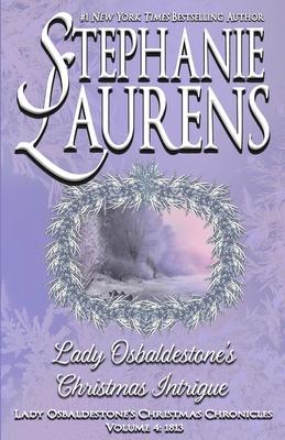 Lady Osbaldestone's Christmas Intrigue (Lady Osbaldestone's Christmas Chronicles #4) Cover Image