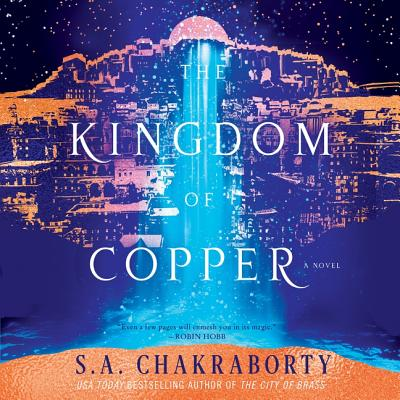 The Kingdom of Copper Lib/E Cover Image