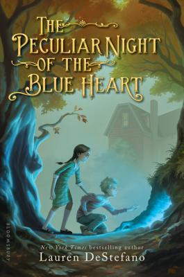 The Peculiar Night of the Blue Heart by Lauren DeStefano