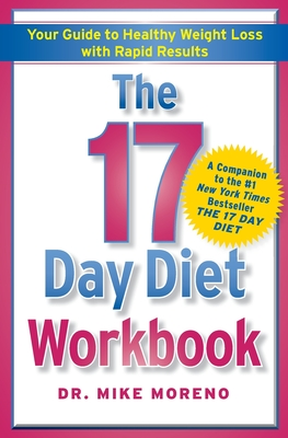 The 17 Day Diet Workbook Cover