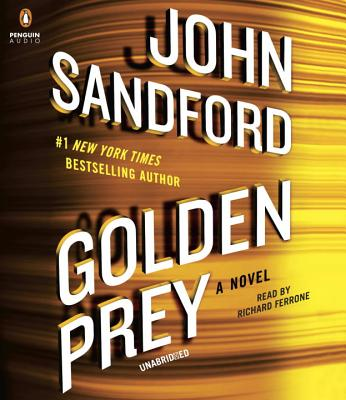 Golden Prey Cover