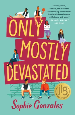 Only Mostly Devastated: A Novel Cover Image