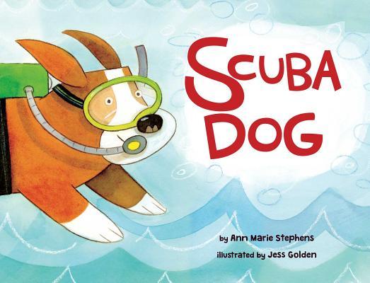 Scuba Dog Cover Image
