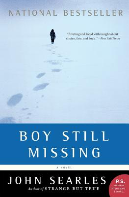 Boy Still Missing Cover