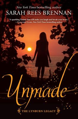 Unmade (The Lynburn Legacy Book 3) Cover Image