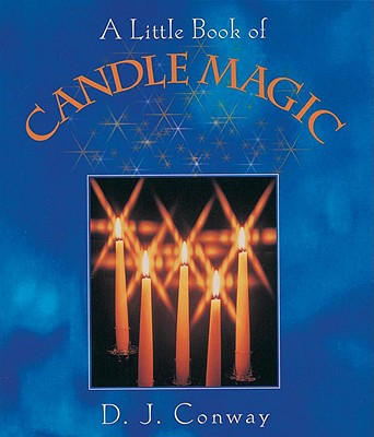 A Little Book of Candle Magic Cover