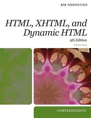 New Perspectives on HTML, XHTML, and Dynamic HTML: Comprehensive Cover Image