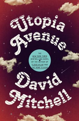 Utopia Avenue cover image