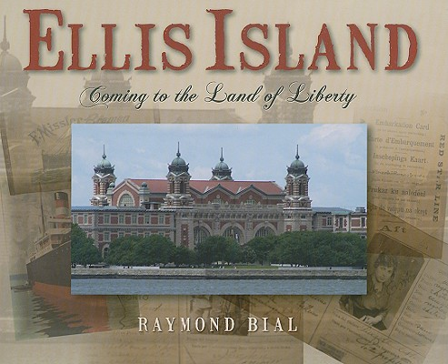 Ellis Island: Coming to the Land of Liberty Cover Image