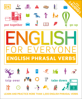 English for Everyone Phrasal Verbs Cover Image